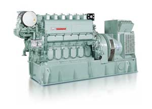 S 165 L HT Yanmar Auxiliary Engine