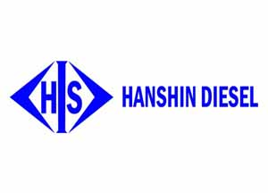 Hanshin Diesel Main Engine