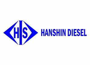 LU 50 A Hanshin Diesel Engine