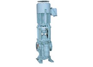 AHS 2 Spindle Screw Pump Naniwa