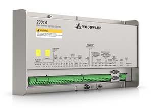 Woodward 2301 A Control Panel