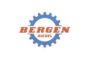 Bergen Diesel MAIN ENGINE